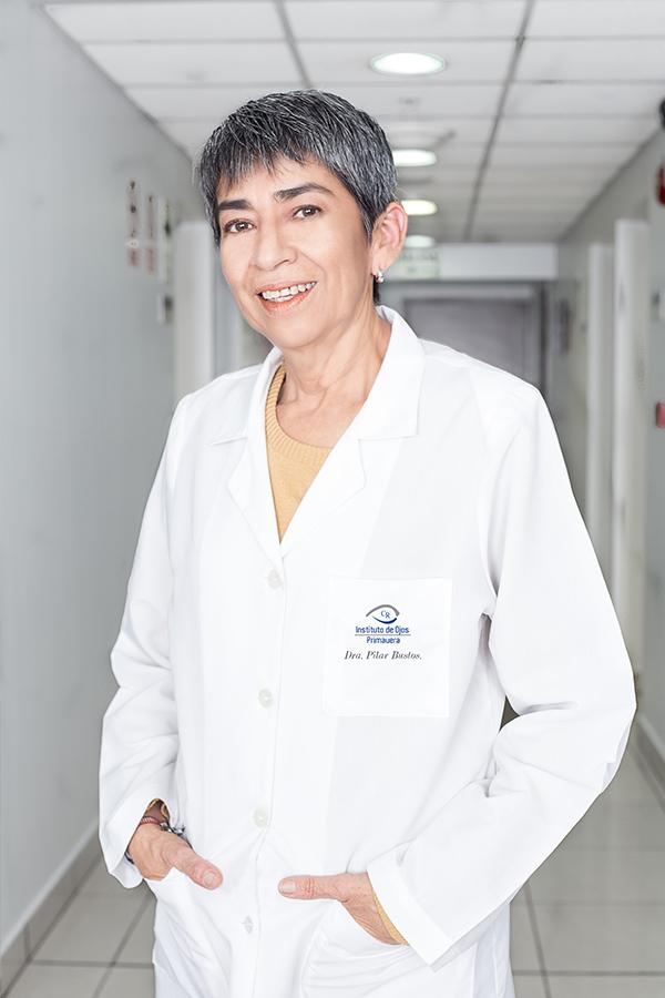 Dra Pilar Bustos Arévalo